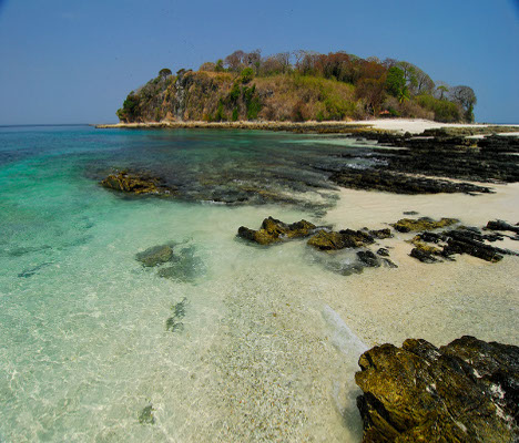 isla perlas